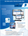 Phần mềm quản lý công văn